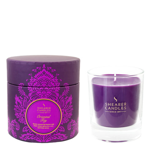 Couture Boxed Candle : Oriental Fig