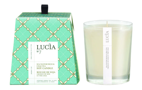 Lucia : Sea Watercress & Chai Tea