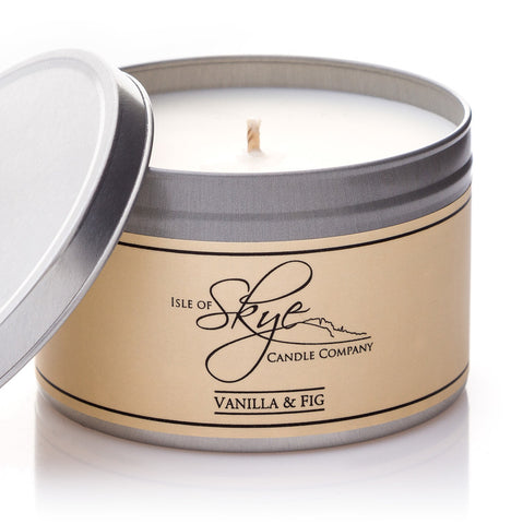 Travel Candle : Vanilla & Fig