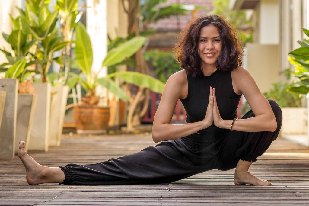 Thai Pants for Yoga