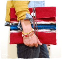Ethnic fashion bag