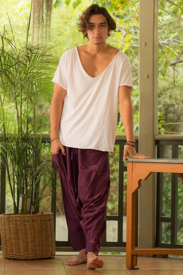Deep Purple Evolution PantsMenswear
