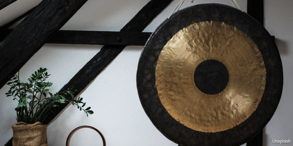 Tibetan Wellness Instruments : Gongs