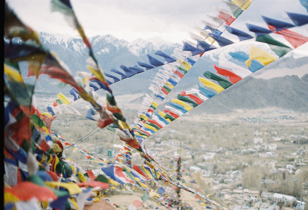 Utilise the Tibetan Prayer Flags, The Little Tibet blog
