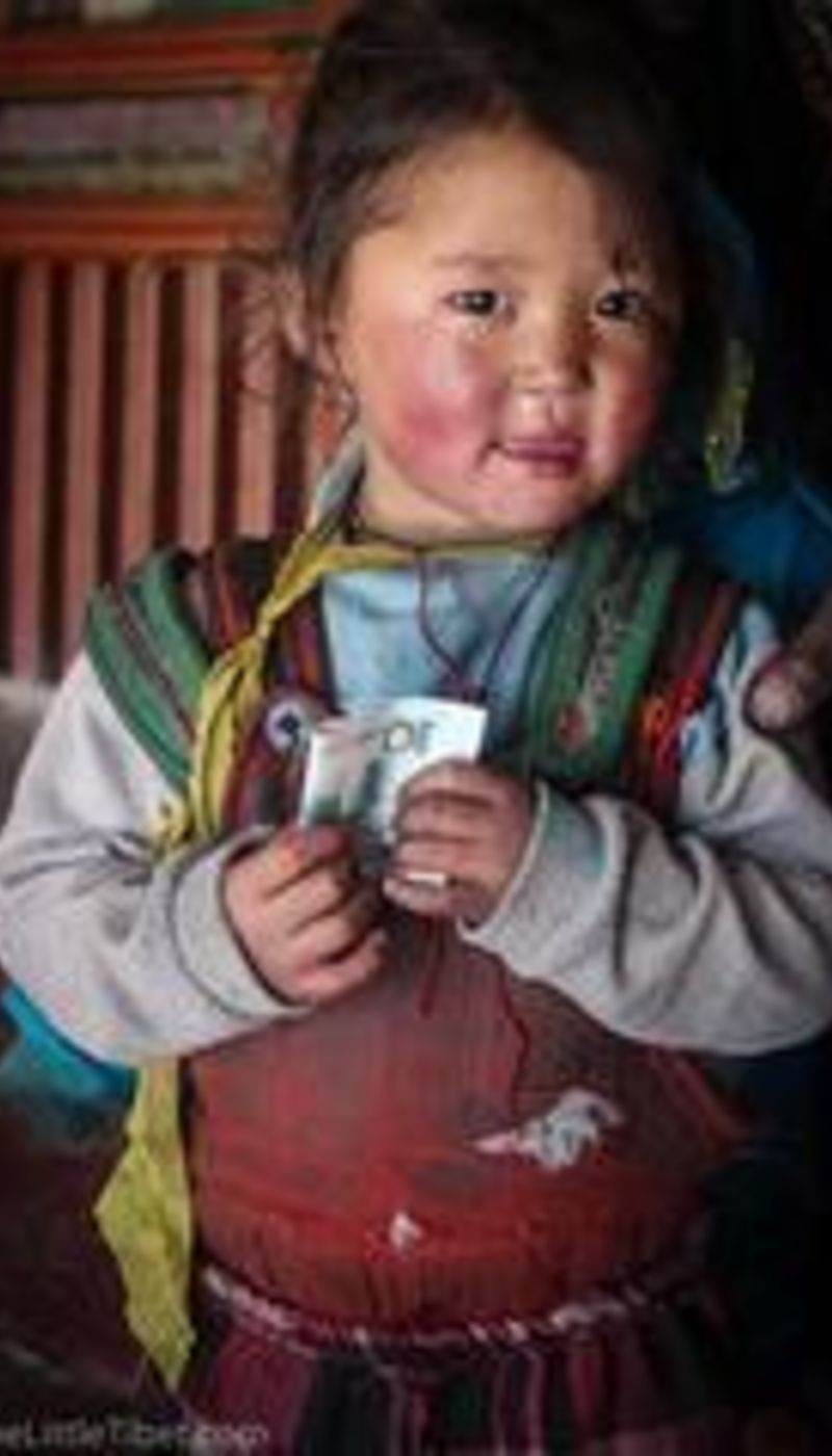 Little Tibetan boy-TheLittleTibet.com