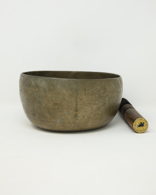 Antique Tibetan Singing Bowl-R20