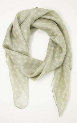 Dorothy square silk scarf -SQ2013, The Little Tibet