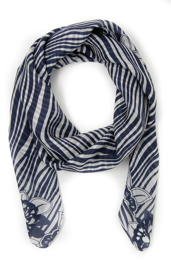 Kate square silk scarf-SQ2028