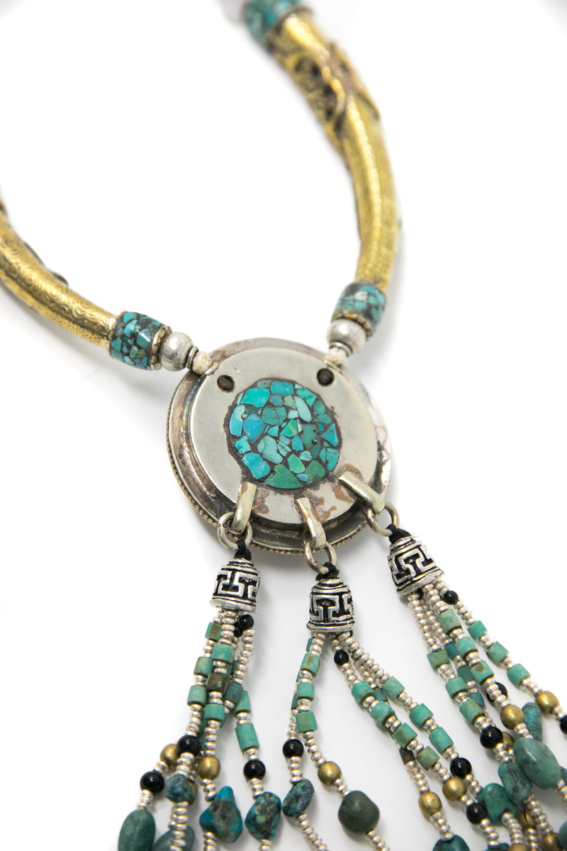 Mabel Tribal Necklace