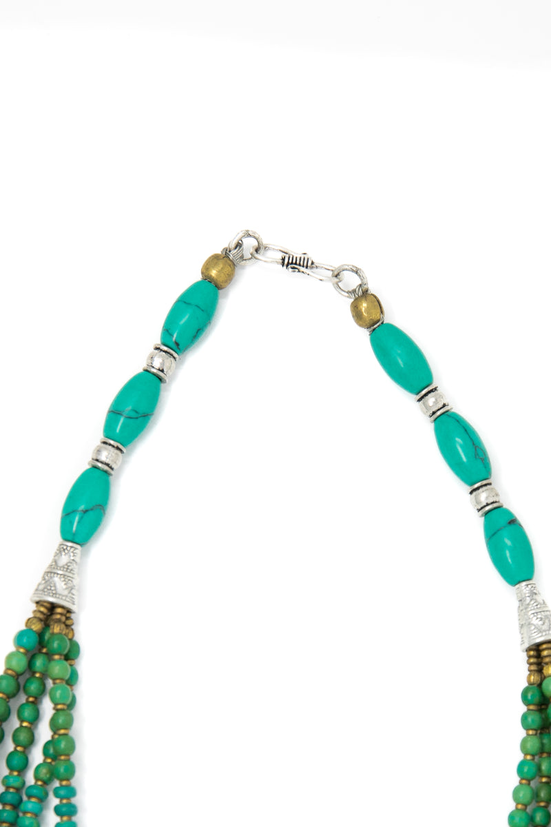 Lucy Turquoise Necklace