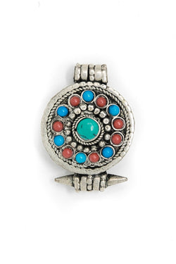 Little Tibetan Locket - The Little Tibet