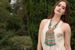 Florence Tribal Necklace