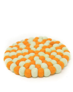 Temple Felt ball cushion for Singing Bowls -A05