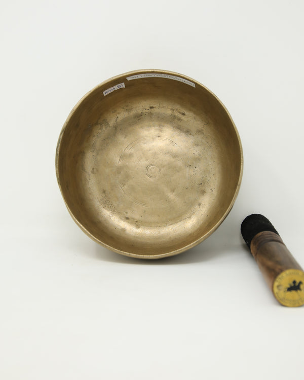Antique Tibetan Singing Bowl-R34