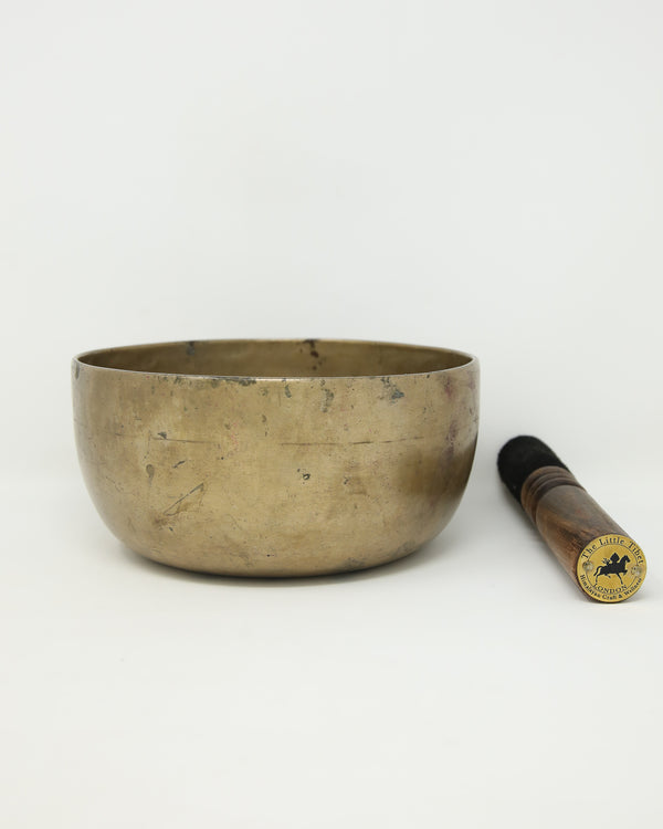 Antique Tibetan Singing Bowl-R35