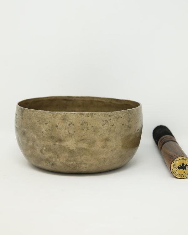 Antique Tibetan Singing Bowl-R37