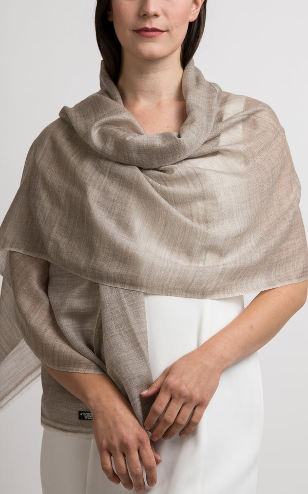 Diamond design fine cashmere scarf -RP15, The Little Tibet