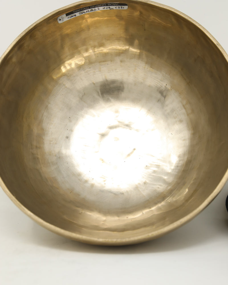 Tibetan Singing Bowl for sound therapy and musical instrument-healing bowl-SA18