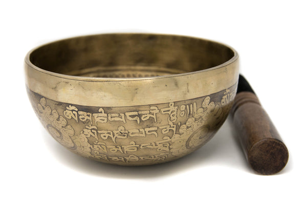 Tibetan Singing Bowl-YD10