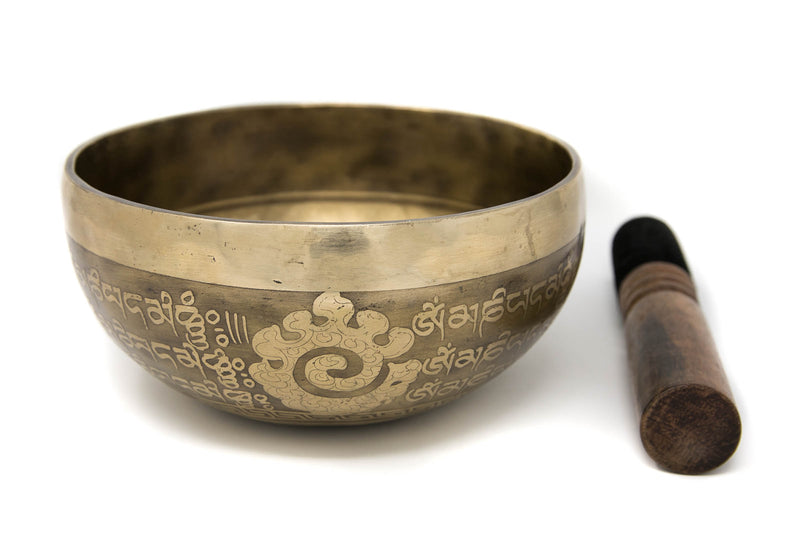 Tibetan Singing Bowl YD15, The Little Tibet