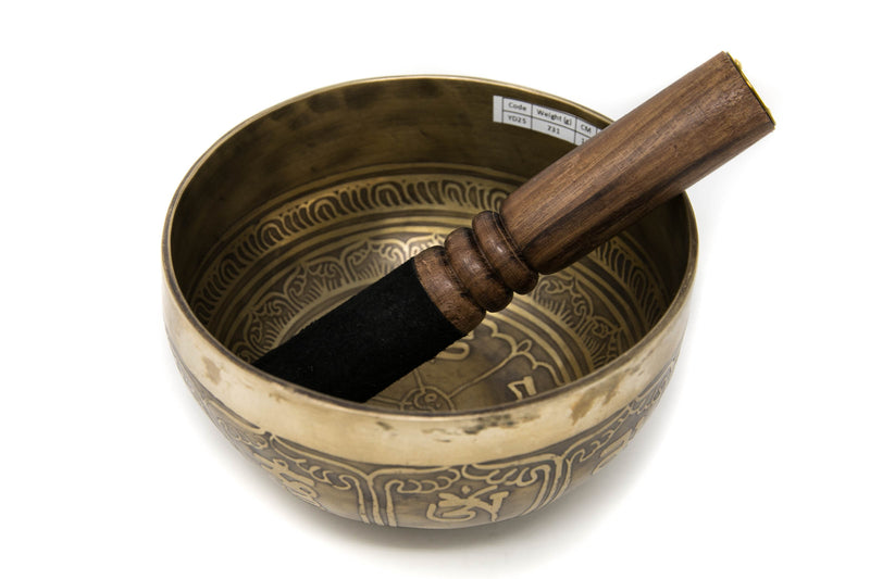 Tibetan Singing Bowl-YD25