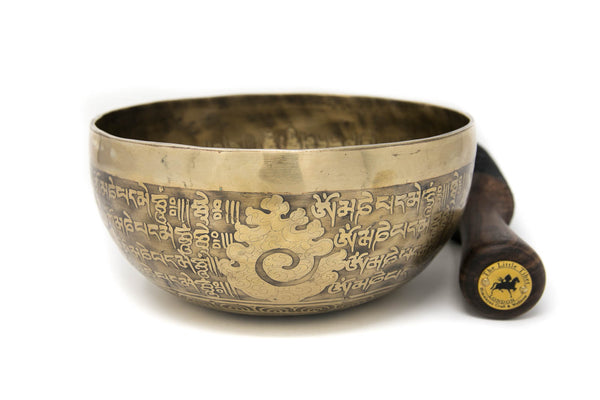 Tibetan Singing Bowl-YD27