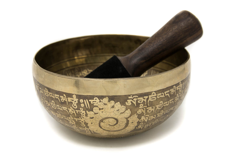 Tibetan Singing Bowl-YD28