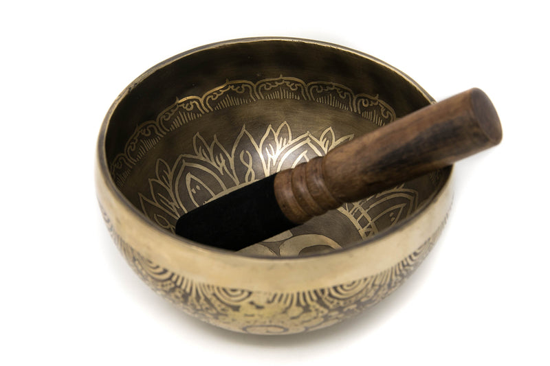 Tibetan Singing Bowl-YD3