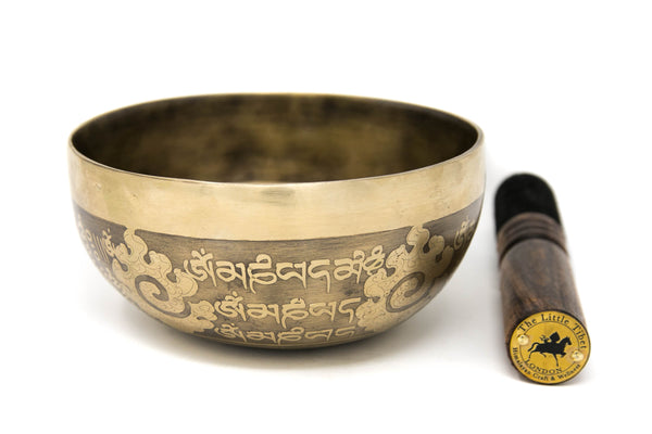 Tibetan Singing Bowl-YD35