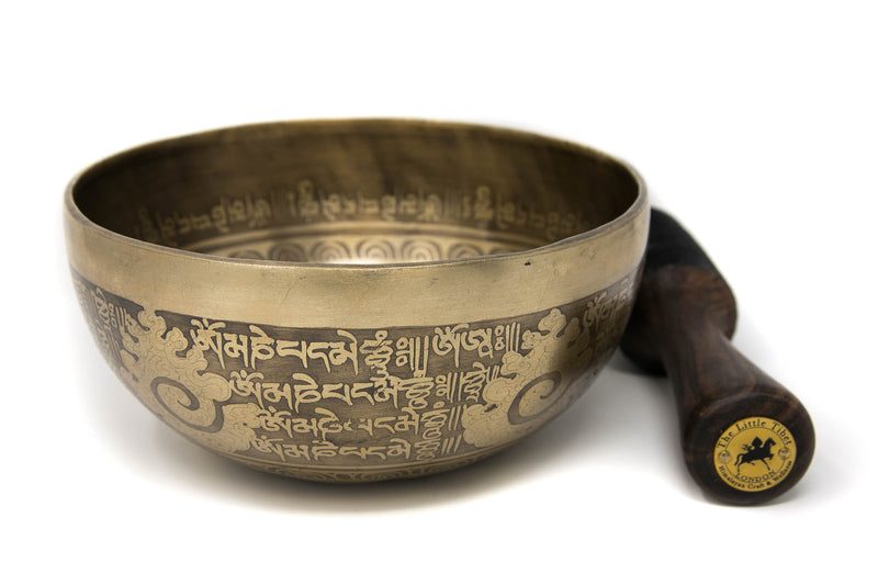 Tibetan Singing Bowl YD37, The Little Tibet