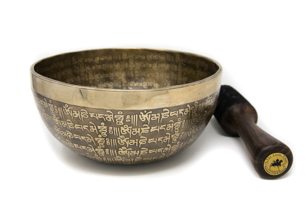 Tibetan Singing Bowl YD39 , The Little Tibet