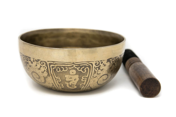 Tibetan Singing Bowl-YD40