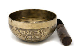 Tibetan Singing Bowl YD43, The Little Tibet
