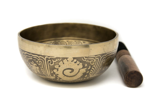 Tibetan Singing Bowl-YD44