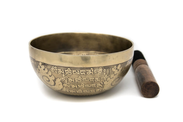 Tibetan Singing Bowl YD47, The Little Tibet