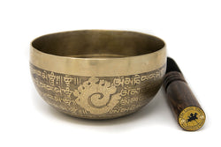 Tibetan Singing Bowl-YD48