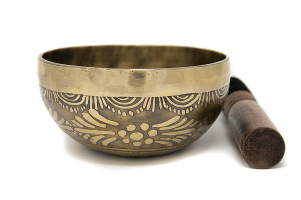 Tibetan Singing Bowl-YD54