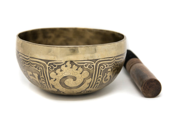 Tibetan Singing Bowl YD55, The Little Tibet