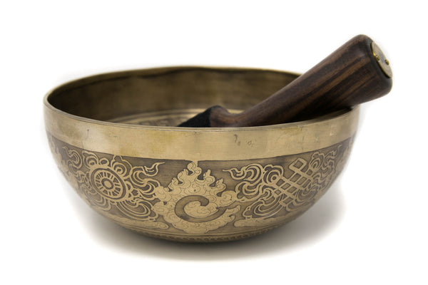 Tibetan Singing Bowl YD58, The Little Tibet