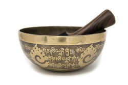 Tibetan Singing Bowl-YD59