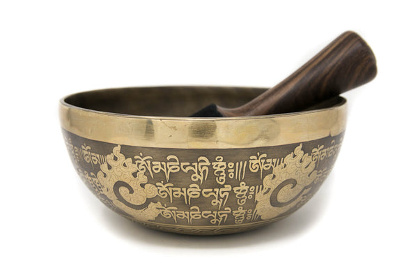 Tibetan Singing Bowl YD59, The Little Tibet