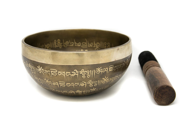 Tibetan Singing Bowl YD61, The Little Tibet