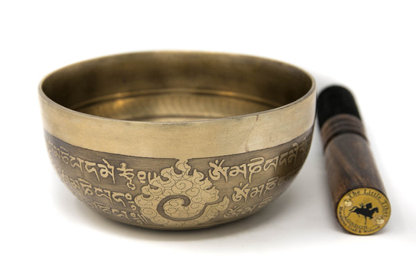 Tibetan Singing Bowl-YD62