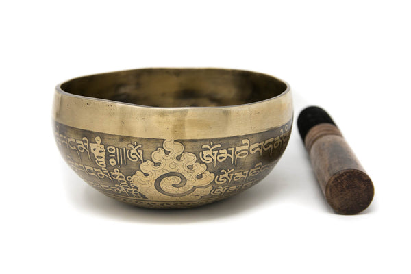Tibetan Singing Bowl-YD7, The Little Tibet