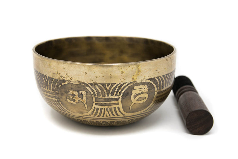 Tibetan Singing Bowl-YD76