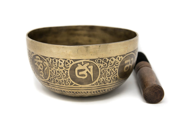 Tibetan Singing Bowl-YD8