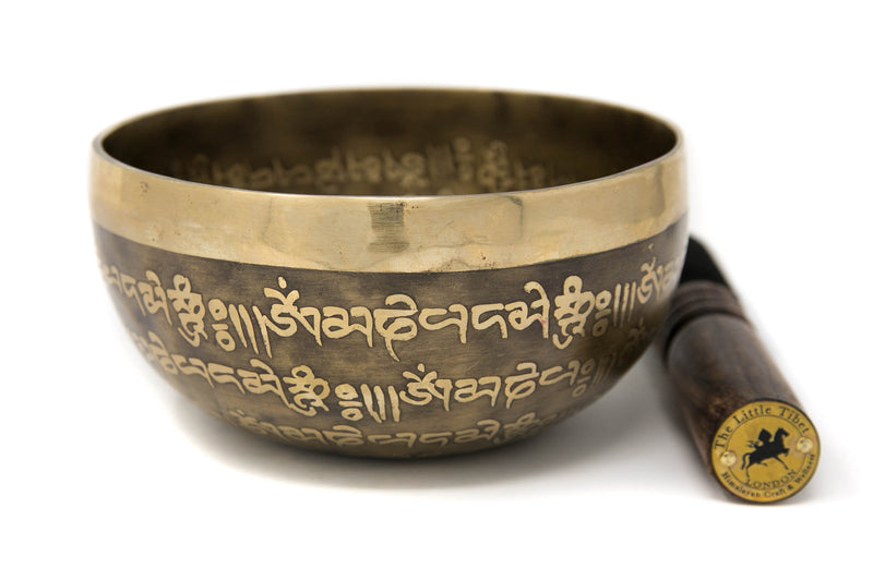 Tibetan Singing Bowl-YD81
