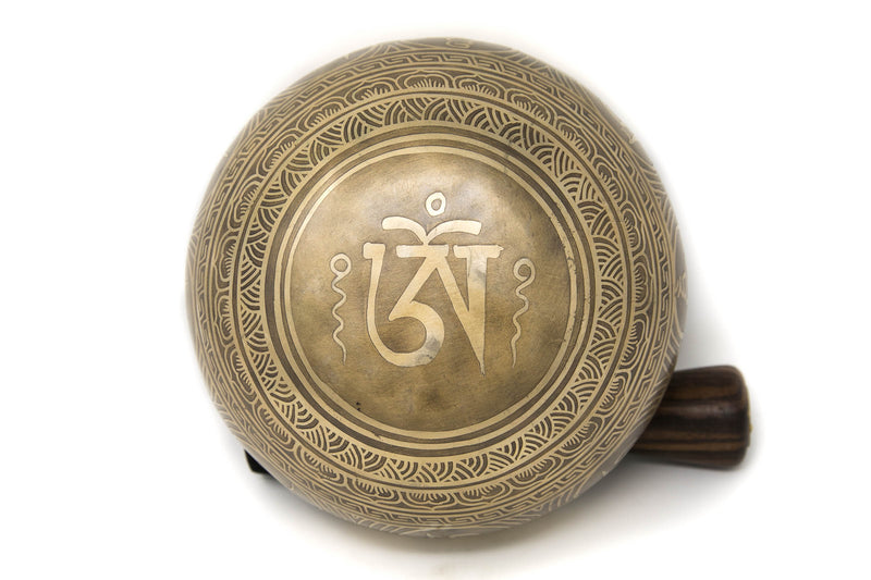 Tibetan Singing Bowl YD83, The Little Tibet