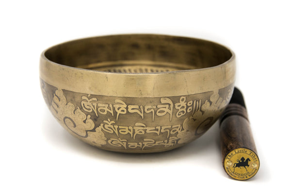 Tibetan Singing Bowl-YD86