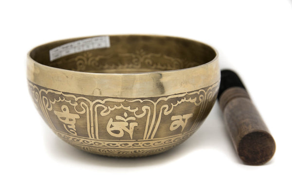 Tibetan Singing Bowl YD87, The Little Tibet